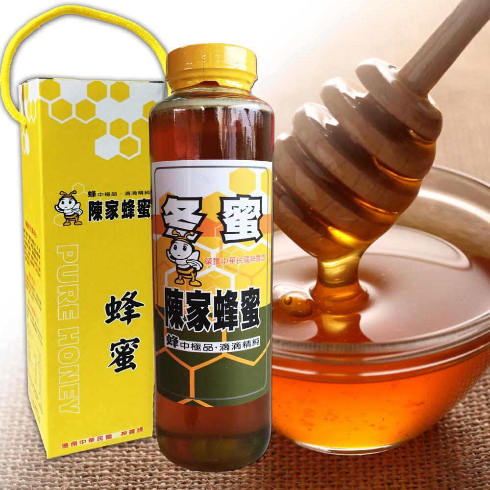 陳家蜂蜜 冬蜜-800g/罐[免運]