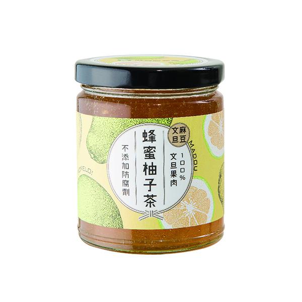 麻豆區農會 文旦蜂蜜柚子茶-300g/罐(免運)