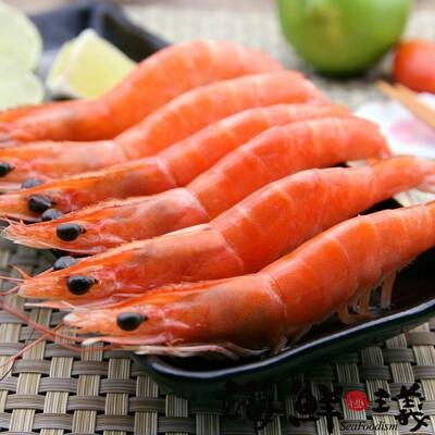 冷凍熟白蝦-250g( 50/60規格 ) (5.6折)
