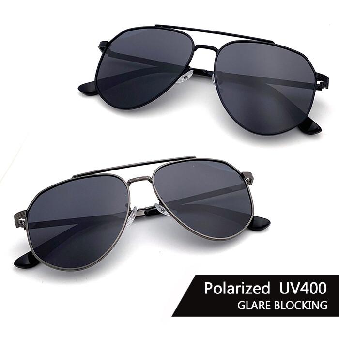 飛行員偏光太陽眼鏡 駕駛墨鏡 時尚飛行員墨鏡 流行墨鏡 抗uv400 潮流墨鏡