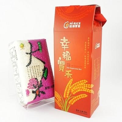 [年節禮盒]幸福寶禾(台南16號 臺南越光米-1kg) (6.7折)
