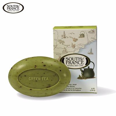South of France 南法馬賽皂 普羅旺斯綠茶 170g- 一般、油性膚質適 (6.6折)