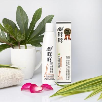 髮旺旺頭滑順型皮護理洗髮精250g_女性適用 (8.9折)