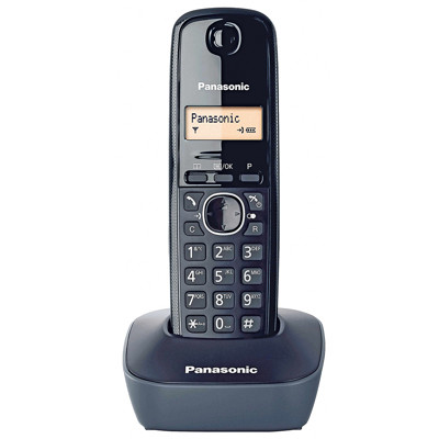 panasonic國際牌 kx-tg1611tw  dect數位無線電話 (7.6折)