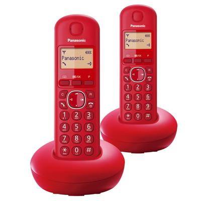 Panasonic國際牌 KX-TGB212TW 雙子機DECT數位無線電話 (9.2折)