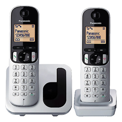 Panasonic 國際牌 KX-TGC212TW 免持擴音雙子機數位電話機 (9.2折)
