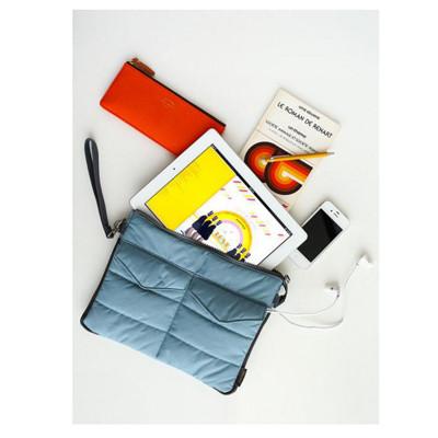 【統頂】韓版 平板電腦手拿包 iPad 收納包 袋中袋 數位產品包中包 (7.5折)