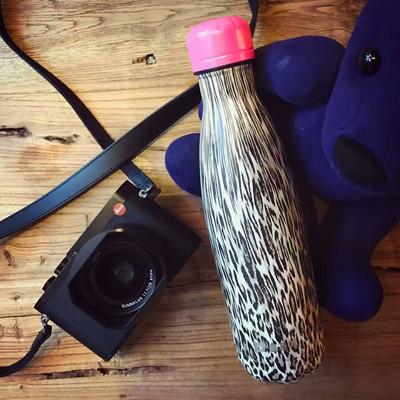 韓國BEDDYBEAR 杯具熊 2016新款 藝術曲線保溫瓶 304不鏽鋼保溫杯 (4.8折)