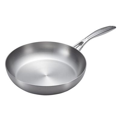 義大利七層複合金平煎鍋/平底鍋-30cm單把無蓋-時尚鍋具《PERFECT 理想》 (4.5折)