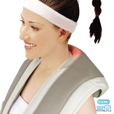 日本Sanki 肩頸按摩大師(第二代)回銷美國升級版 (6.3折)