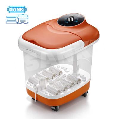 【日本Sanki三貴】浪漫橘水循環超靜音SPA足浴機 (6.5折)
