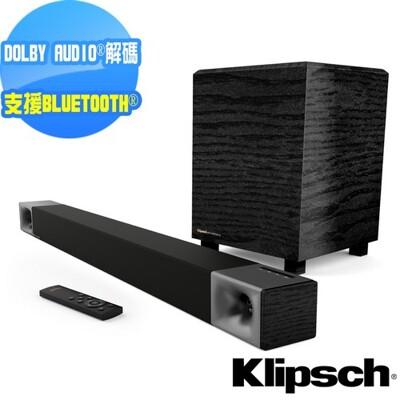【美國Klipsch】2.1聲道 無線超低音聲霸 家庭劇院組 Cinema 400 (7.5折)