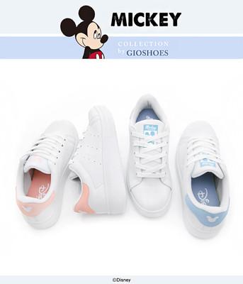 PLAYBOY.Disney 沁甜戀曲 簡約厚底綁帶休閒鞋 -二色 (4.7折)