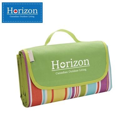 【Horizon 天際線】防潮沙灘野餐墊 - 附防水收納袋 (五色任選) (5.7折)