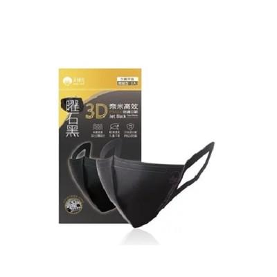 天使光3D奈米高效防護口罩(3入) (5折)