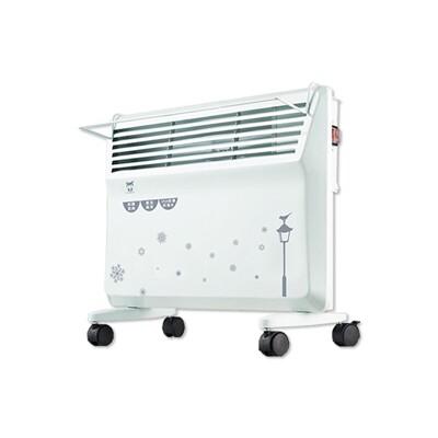 LAPOLO 防潑水 直立壁掛兩用對流式電暖器 LA-967 (4折)