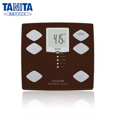 【TANITA】九合一體組成計 BC312(珍珠白/金屬棕) (8.1折)