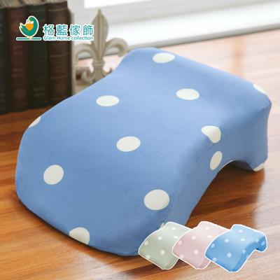 水玉涼感舒壓午睡枕 (5.8折)