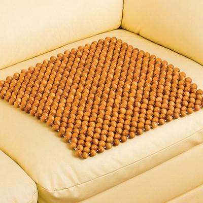 《天然檜木珠》單人椅墊45x45CM (4.2折)