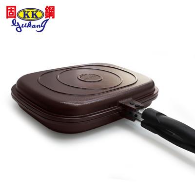 【Chefrun】韓國原裝熱循環雙面煎烤鍋 (2.8折)