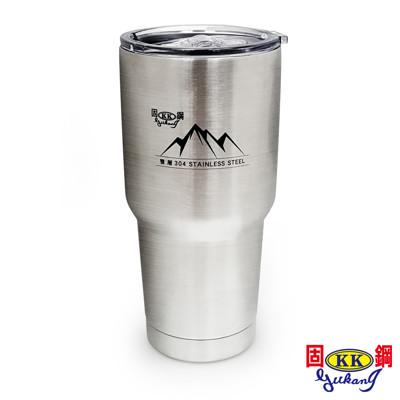 【固鋼】不鏽鋼真空保溫凍飲杯 900ml (1.3折)