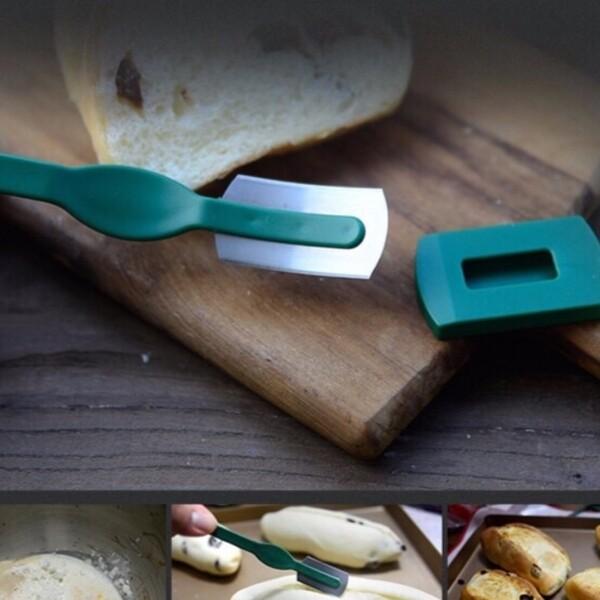 面大師麵包割刀 歐式麵包刀 軟歐包整形刀 弧形割刀割紋刀 麵包割包刀 弧形麵包割刀k154