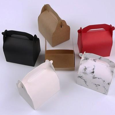 14cm 4色生乳捲蛋糕盒 彌月蛋糕盒 蛋糕捲盒 奶凍捲盒 包裝盒 瑞士捲盒 紙盒 附船盒C095 (0.4折)
