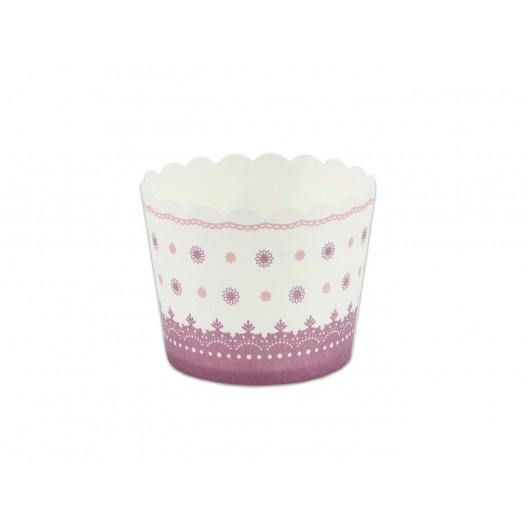 嚴選shop25入 戚風蛋糕杯(小) 瑪芬杯 蛋糕模 杯子蛋糕 烘烤紙杯 紙模 烘焙 蛋糕盒