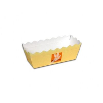 【嚴選SHOP】CAL080 黃色麥穗 30入 長方形烘烤紙杯 高品質 烘焙紙杯 烤杯 紙烤模 (3.6折)