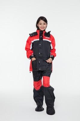 Arai K8 專利雨鞋套兩件式賽車型雨衣 (8.8折)