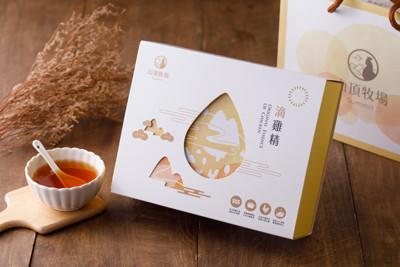 【山頂牧場】原味滴雞精(1 盒組 / 60 ml*10 包)/SGS檢驗合格,免運費優惠中! (8.3折)