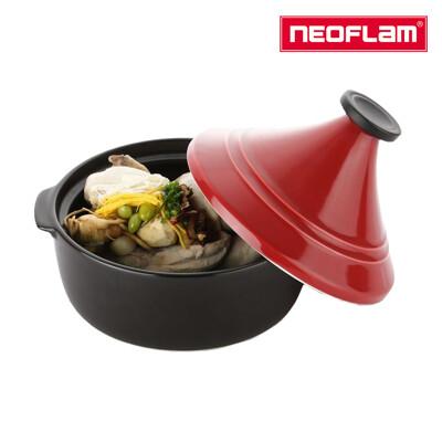 Neoflam Dandy系列22cm塔吉鍋(附蒸盤) (2折)