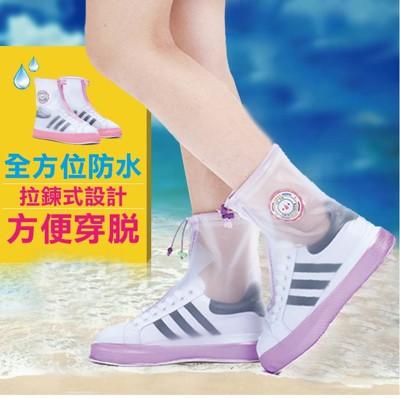中筒加厚防滑超耐磨防雨鞋套 (3.1折)