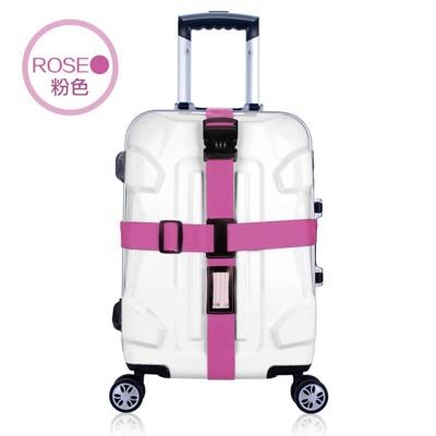 行李箱十字束帶 三碼鎖 (1.3折)