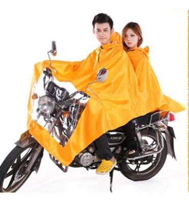 加大加厚單雙人兩穿雨衣 全罩式摩機車雨衣 (1.6折)