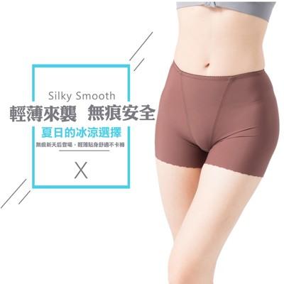 【Crosby 克勞絲緹】27C346(M-XXL)輕薄來襲,無痕安全平口褲 共5色 (8.8折)