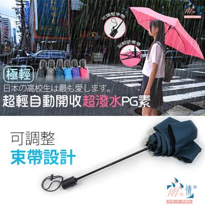 日本高校熱銷超輕自動開收傘 (3折)