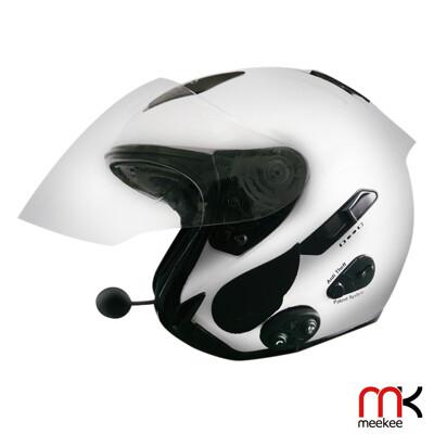meekee機車安全帽無線對講藍牙耳機-無線騎士 (6.7折)