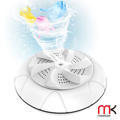 meekee 第二代攜帶式超音波渦流洗衣機 (7.9折)