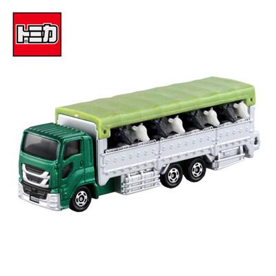 TOMICA NO.139 動物運輸車 家畜運輸車 玩具車 長車 長盒 多美小汽車 【798323】 (4.7折)