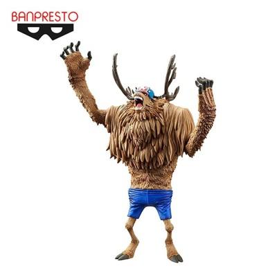 喬巴 獸化型態 公仔 20cm 海賊王 航海王 Banpresto 萬普  【966435】 (4.8折)