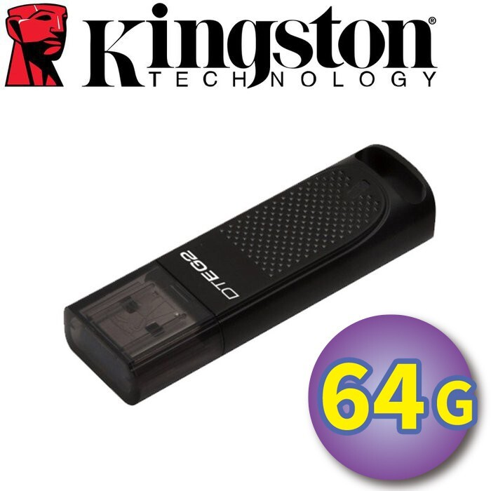 kingston 金士頓 64gb dteg2 elite g2 usb3.0/3.1 隨身碟