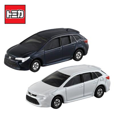 兩款一組 TOMICA NO.24 豐田 COROLLA 初回特別式樣 Toyota 158295 (4.6折)
