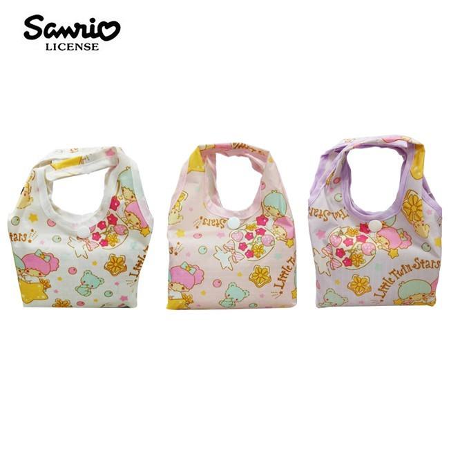 雙子星 摺疊 購物袋 環保袋 手提袋 防潑水 466978 466985 466992