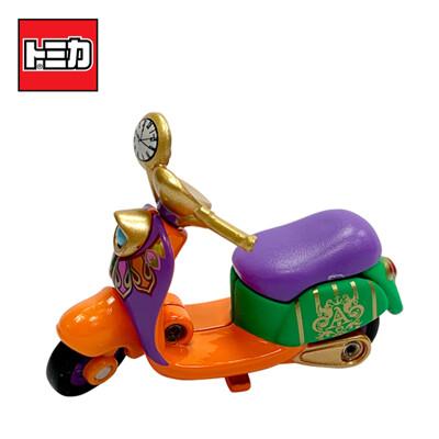 TOMICA 愛麗絲 摩托車 玩具車 魔鏡夢遊 愛麗絲夢遊仙境 Disney 【892977】 (4.2折)