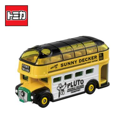 TOMICA DM-19 布魯托 巴士 玩具車 雙層巴士 Disney Motors 161332 (4.9折)