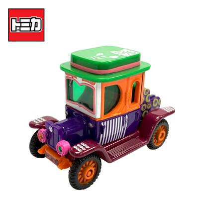 TOMICA 瘋帽子 小汽車 玩具車 魔鏡夢遊 愛麗絲夢遊仙境 Disney【892953】 (4.6折)