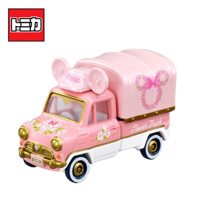 TOMICA 米妮 春季小汽車 玩具車 日本7-11限定款 Disney Motors 595250 (5.1折)