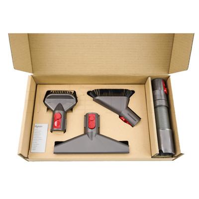 現貨 Dyson V7 V8 專用 手持工具組 含 床墊吸頭 延長軟管 小軟毛吸頭 硬漬吸頭 (6.4折)