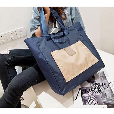 可折疊收納式旅行手提袋/行李箱拉桿袋 (2.6折)